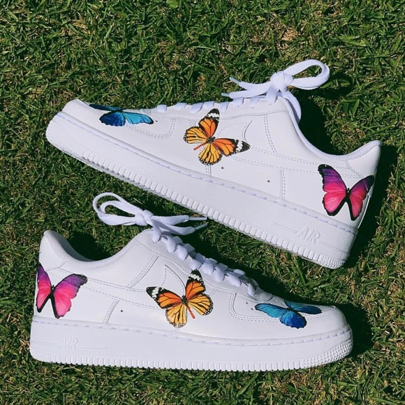Butterfly Effect Nike Air Force S